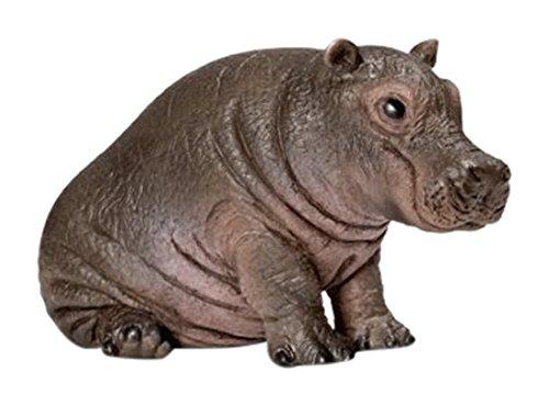(Schleich Hippopotamus Calf Toy Figure )