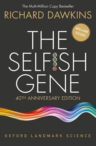 198788606 - The Selfish Gene: 40th Anniversary Edition (Oxford Landmark Science)