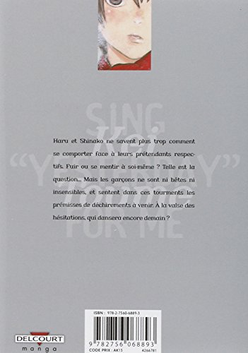 Sing Yesterday for Me, Tome 10 :