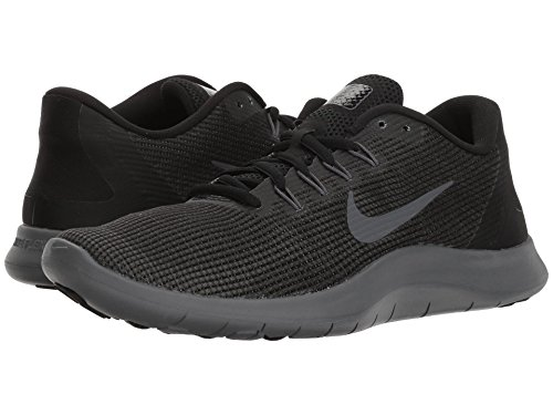 002 Nike Flex Running Chaussures De Comptition Run dark black 2018 Laufschuh anthracite Damen Noir Femme Grey R0nqwRZ