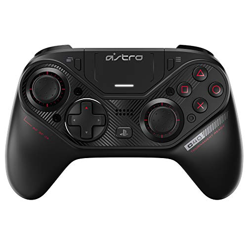 ASTRO Gaming C40 TR PS4 Controller, Volledig Aanpasbaar, Professionele Draadloze Controller voor de Elite Gamer…
