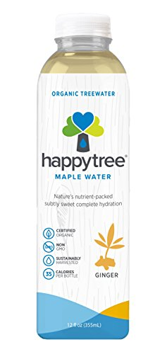 Happy Tree Purely Maple Water with Ginger, 10 oz