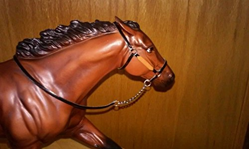 Breyer horse custom southwestern halter and lead