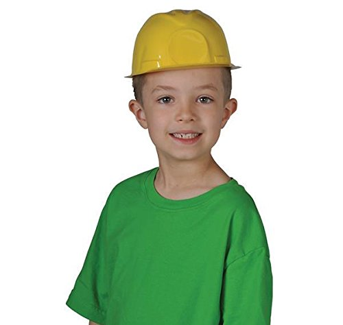 YELLOW CHILDS CONSTRUCTION HAT, Case of 432
