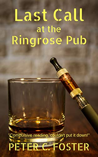 Book: Last Call at the Ringrose Pub by Peter C. Foster