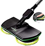 Cordless Electric Spinning Mop,Rechargeable