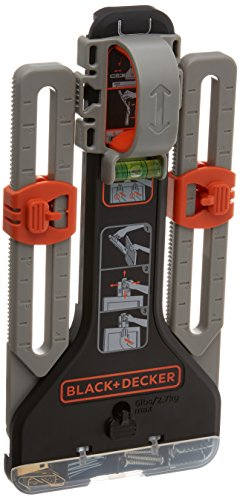 Hardware Decker (Black & Decker BDMKIT101C MarkIT Picture Hanging Tool Kit)