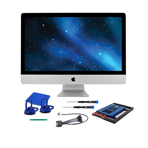 OWC SSD Upgrade Bundle for 2011 iMacs, OWC Mercury Electra 500GB 6G SSD, AdaptaDrive 2.5