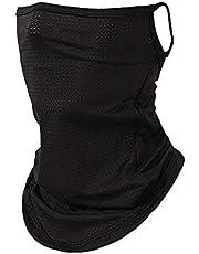 Sprening Multifunctionele Bandana Gezichtsmasker Wasbaar Herbruikbare doek gezichtsmasker hals hoes Cover UV Bescherming Sjaal Gezichtsmasker voor Motorfiets Running Wandelen Vissen Yoga
