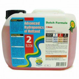 sconto Dutch Formula Bloom Bloom Bloom 5L – Advanced Hydroponics of Holland  risparmiare fino all'80%