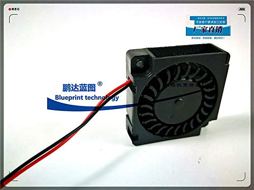 REFIT New Mute Mini 3 cm 3010 cm 12 v and 24 v to 5 v USB Fan Turbine Cooling Fans