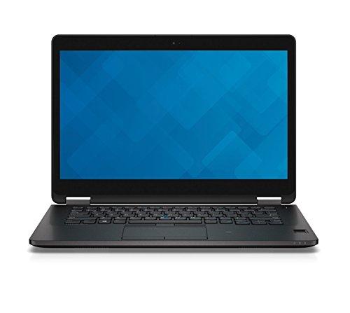 Dell Latitude E7470 14'' HDF Intel Core i7-6650U 16GB DDR4 256GB SSD Windows 10 Professional (Certified Refurbished)