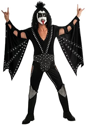 Kiss Deluxe The Demon Costume