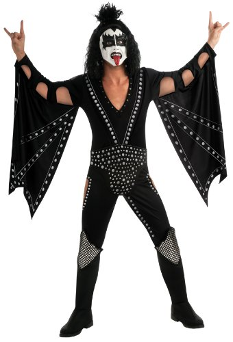 KISS Demon Halloween Costumes