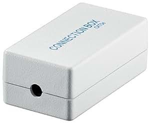 Wentronic - Caja de derivación categoría 5, no blindado (terminal de soldadura, clema y conector sin pelar)