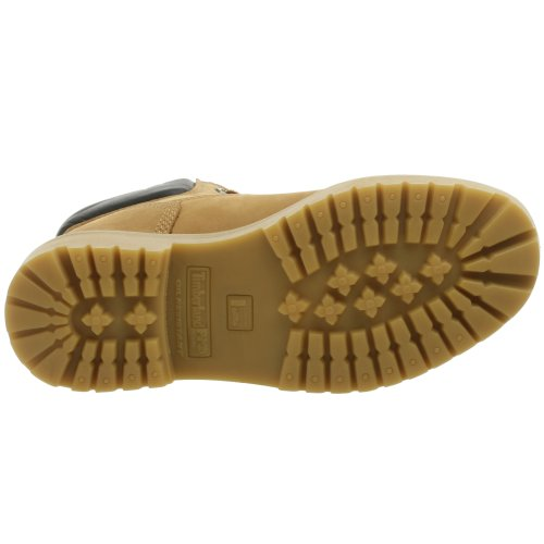 Timberland PRO Men's Direct Attach Six-Inch Soft-Toe Boot, Wheat Nubuck,9.5 W by Timberland PRO (Image #4)