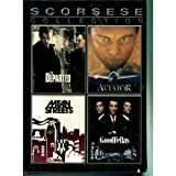 Scorsese Collection (Widescreen): The Departed 2-Disc Special Edition, Goodfellas 2-Disc Special Edition, Mean Streets, The Aviator 2-Disc Special Edition)