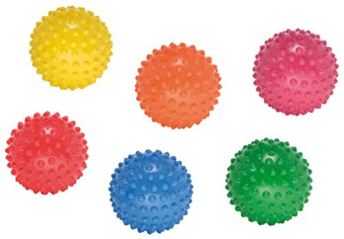 Ball Tmi (TMI 8071 Easy Grip Ball - 6 Pieces)