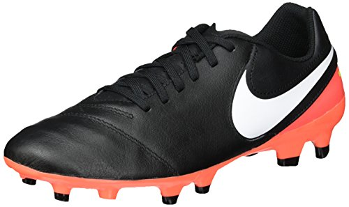 nike football cleats orange - 3