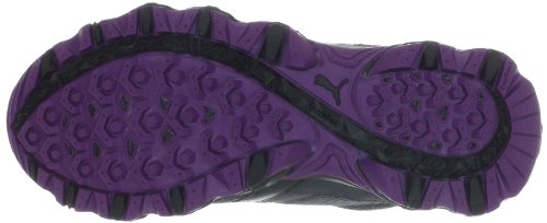 de gloxini course Gris pied chaussures Shadow Dark Grau femme à Puma Pumafox Gtx® sport Wn's black 1 qZcIBwY