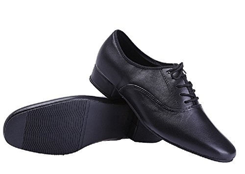 BeiBestCoat Black Modern Outdoor Dancing Shoes Lace-up for sale  Delivered anywhere in USA