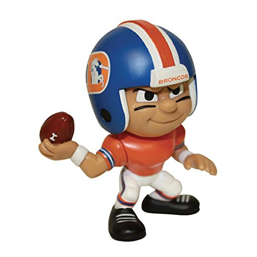 NFL Lil Teammates Denver Broncos Quarterback Series 2- Throwbacks