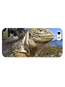 3d Full Wrap Case For Htc One M9 Cover Animal Iguana31