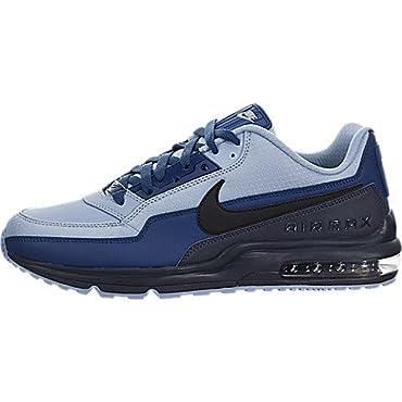 Nike Air Max LTD 3 Premium Men's Running Shoes (Blue/Grey, 695484-404)