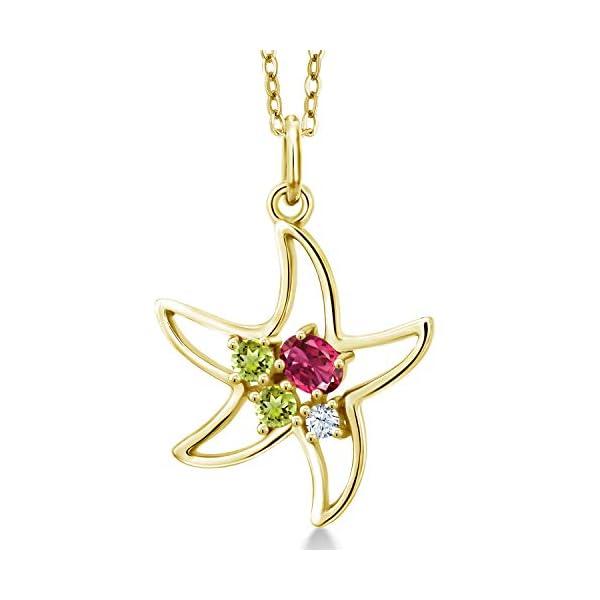 Skyjewelry Amethyst Earrings 18k Rose Gold Plated Childrens Stud Earrings
