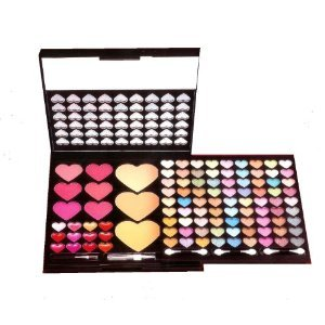 Shany Palette de coeur - Kit Make-Up Professional giovi