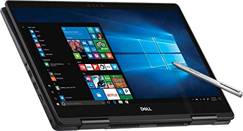 "2019 Dell Inspiron 15 7000 7573 15.6"" 4K UHD Touchscreen (3840x2160) 2-in-1 Laptop (Intel Quad-Core i7-8550U, 16GB DDR4, 256GB M.2 SSD, MX130 2GB) Backlit, HDMI, Type-C, Bluetooth, Windows 10 64-bit"