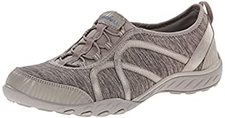 Skechers Sport Women's Breathe Easy Fortune Fashion Sneaker,Taupe,7.5 M US (B00N402WGS) | Amazon price tracker / tracking, Amazon price history charts, Amazon price watches, Amazon price drop alerts