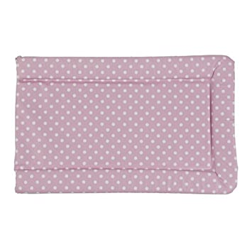 97ccdcb7d10a Bed-e-Byes Polka Changing Mat (Pink): Amazon.co.uk: Baby