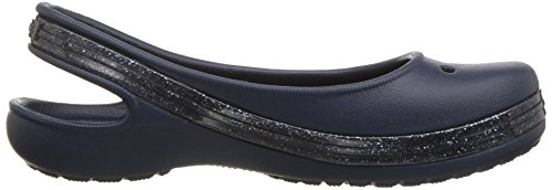 Pictures of Crocs Kids' Genna II Sparkle Flat US 3