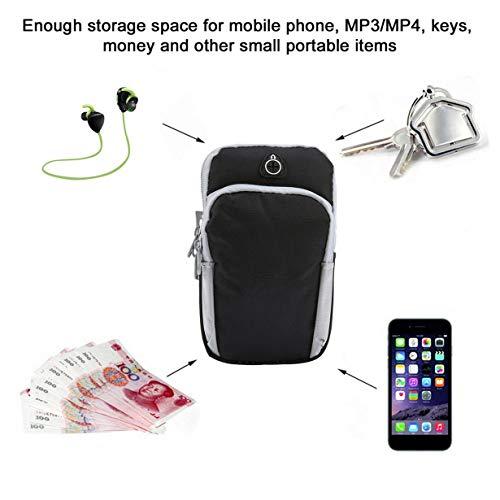 poche et le l'homme sac de la Sports économiques sac de le exécutant exercent support de portable bras pratiques les téléphone fonctionnant femmes gPP1vBq