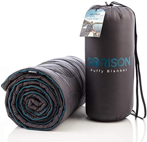 Sorison Puffy Blanket Packable Camping product image