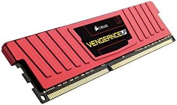 Memoria interna de 4 GB DDR4 Corsair Vengeance LPX 1 x 4 GB color Negro