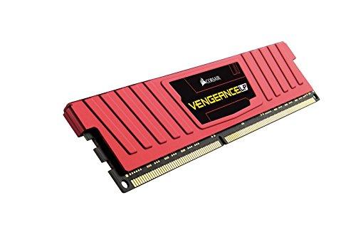 Corsair Vengeance DDR4 DRAM Desktop Memory 8GB Kit (2x4GB) CMK8GX4M2A2400C16R