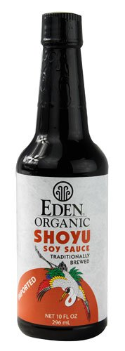 Eden Organic Soy Sauce (Eden Foods Organic Imported Shoyu Soy Sauce -- 10 fl oz - 2 pc)