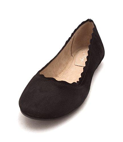 Femmes Black Weslyn Ballerines Crown Vintage I1Yn58q0w