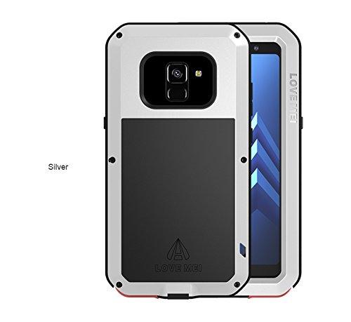 info for 3eaea caf96 Amazon.com: Love Mei Samsung Galaxy A8 Plus Case, Outdoor Armor ...