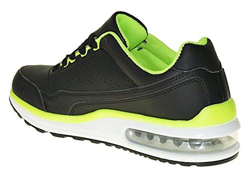 Luftpolster Neu Art Sportschuhe 146 Sneaker Neon Turnschuhe Schuhe Pq1Eq