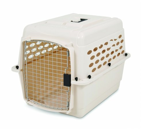 Petmate Kennel Carrier 10 20 Bleached