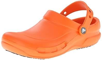 Crocs Bistro Mario Batali Edition Adult Shoes,Orange,M8/W10
