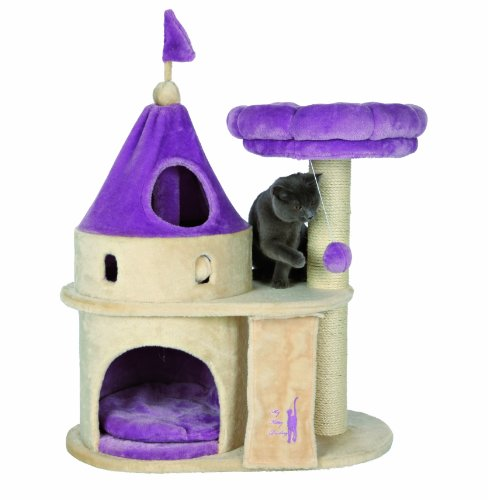 TRIXIE Pet Products My Kitty Darling Castle, My Pet Supplies