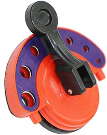 Refaxi 調整可能な4~12 mmのガラスタイルの穴を見たドリルガイドロケーター開口部吸盤