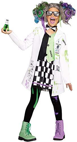 MAD Scientist Child Large -