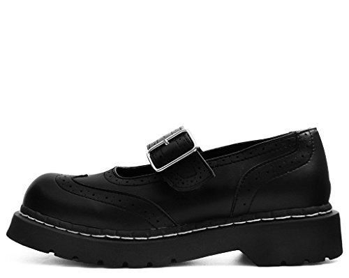 T Accento Tukskin Shoes Donne u Mary Jane k Nero Delle Anarchico T4xTqr7