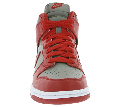 Soft Wmns QS Turnschuhe Grau Grey Nike Damen Retro Red Univ Dunk xI44H0