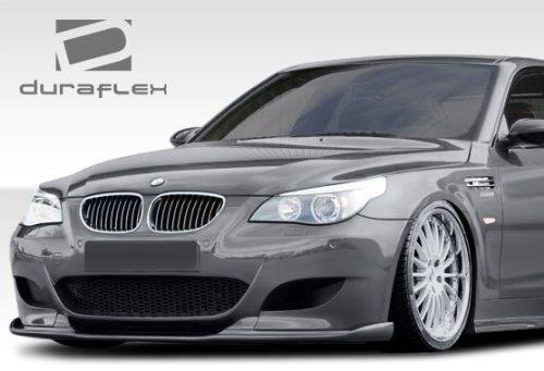 - Duraflex ED-TIZ-599 HM-S Front Lip Under Spoiler Air Dam - 1 Piece Body Kit - Compatible For BMW M5 2006-2010